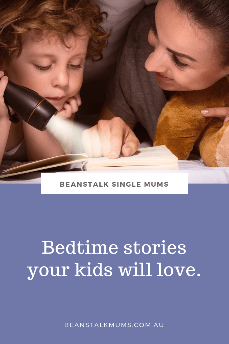 12 Bedtime books your kids will love | Beanstalk Mums Pinterest