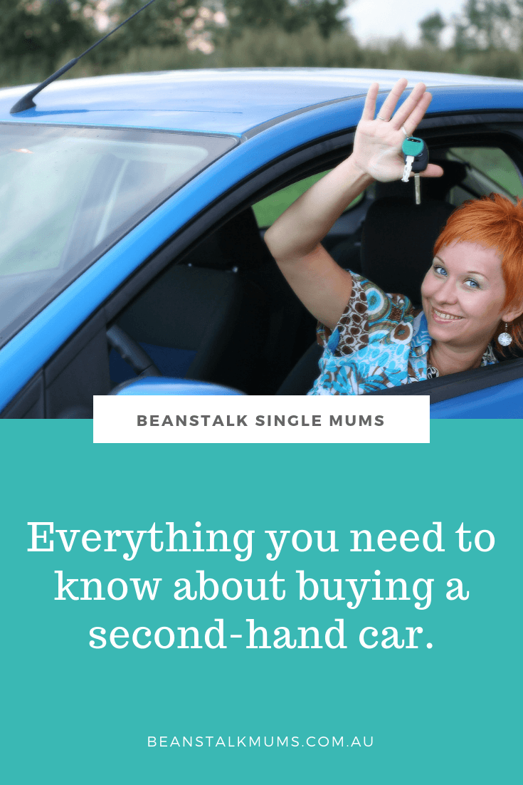 The single mum guide to buying a second hand car | Beanstalk Single Mums