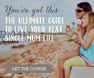 Free single mum ecourse   Beanstalk Mums