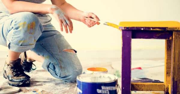 Easy home improvements on a single mum budget | Beanstalk Single Mums