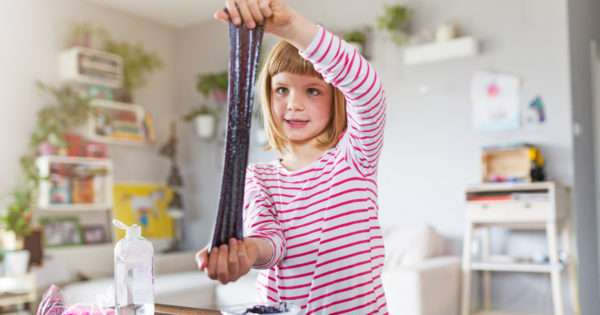 How to get slime out of almost anything | Beanstalk Mums