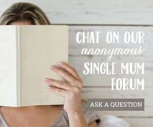 Single Mum Anonymous Forum | Beanstalk Mums