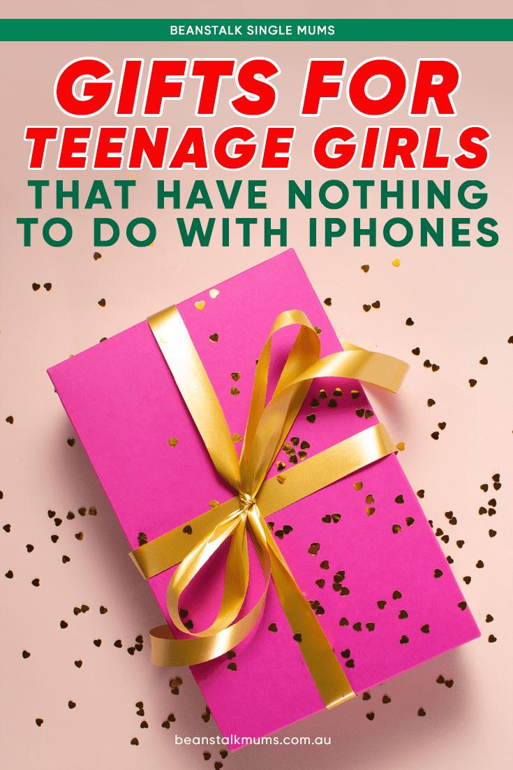 Gifts for teenage girls   Beanstalk Single Mums Pinterest