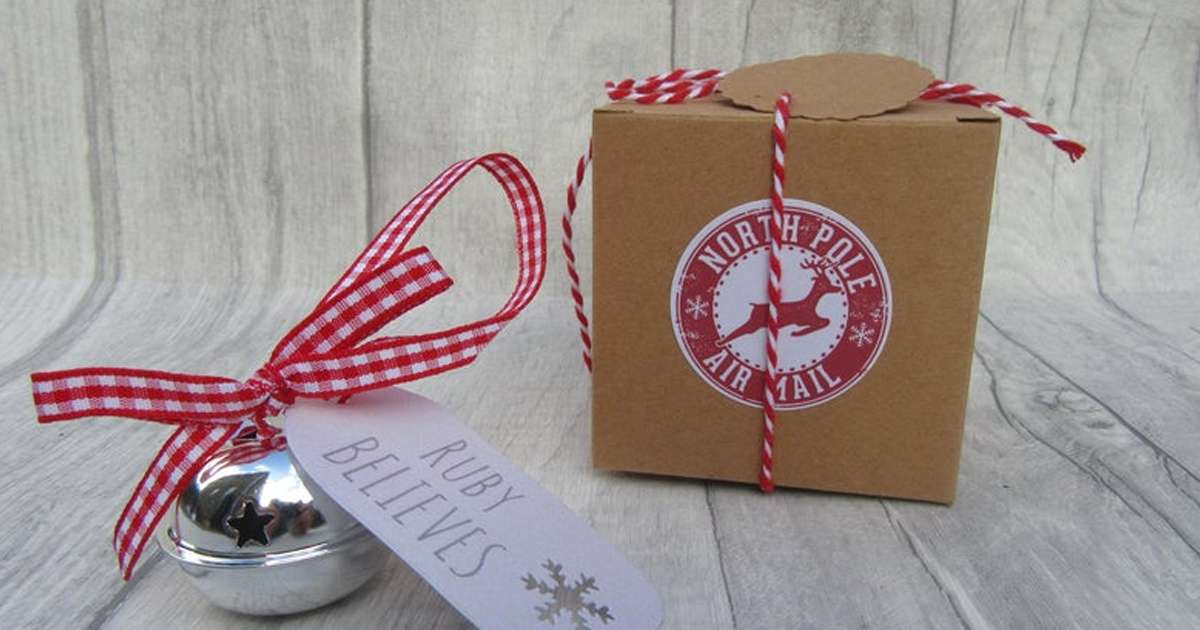 10 Beautiful personalised Christmas gifts for kids | Beanstalk Mums