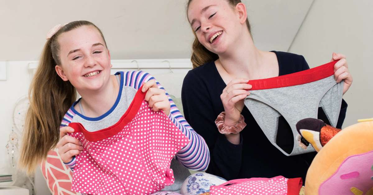 How talk to your daughter about her period | Beanstalk Mums