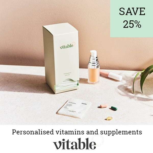 Vitable | Save 25% | Beanstalk Discount Directory