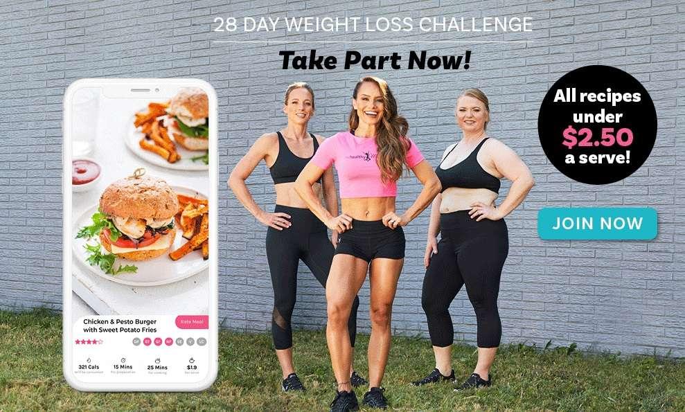 Healthy Mummy 28-Day Challenge | Beanstalk Mums
