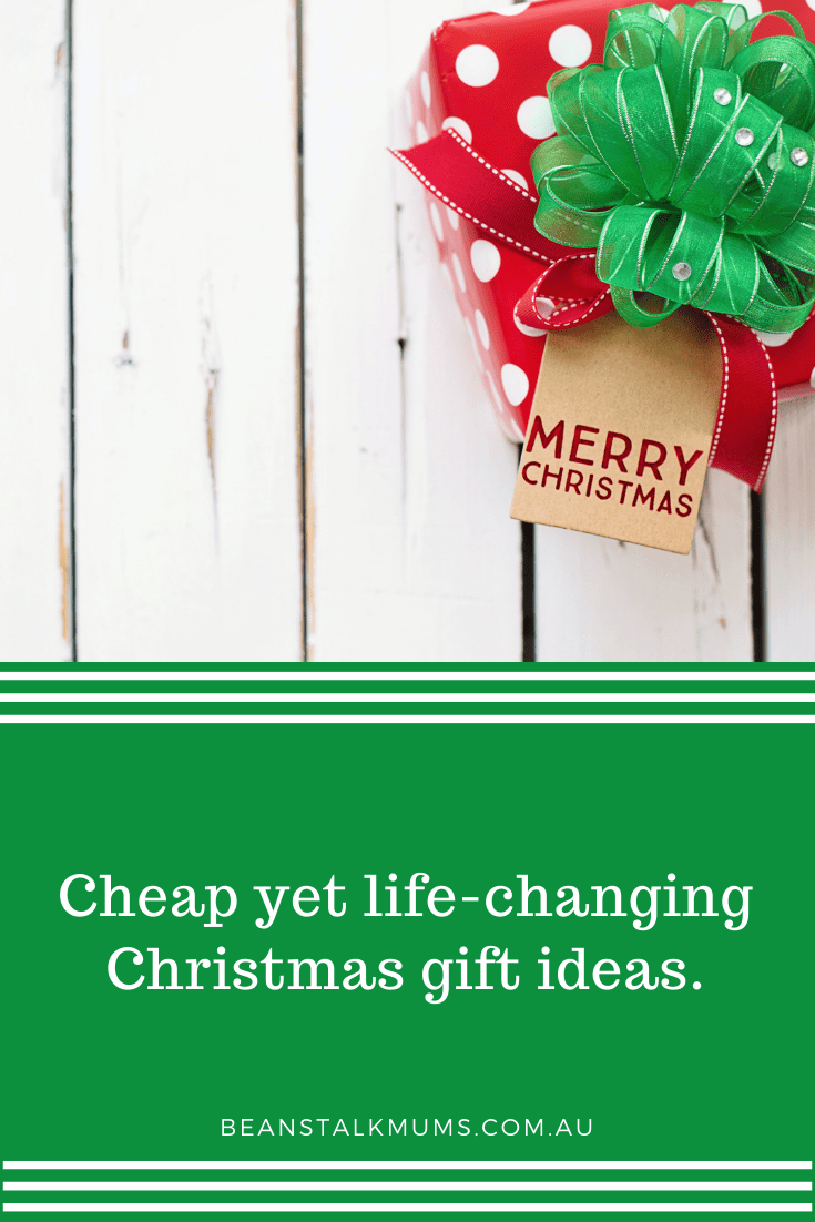 Cheap yet life-changing Christmas gift ideas