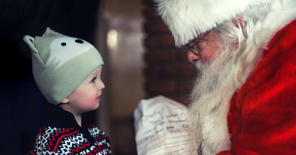 Yes, Santa knows Mum and Dad are divorced | Beanstalk Mums