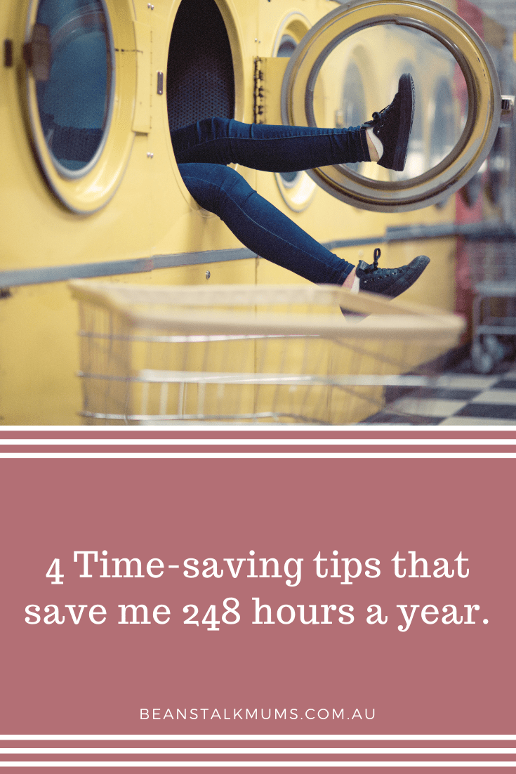 Time saving tips for busy mums | Beanstalk Single Mums Pinterest