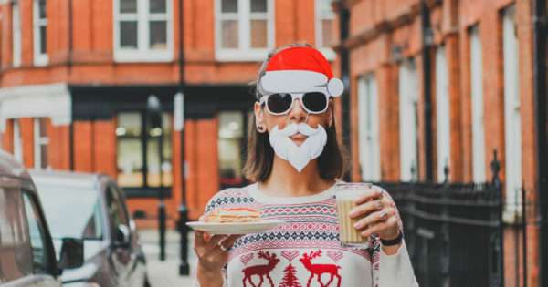 12 Things to do if you are alone on Christmas Day | Beanstalk Mums