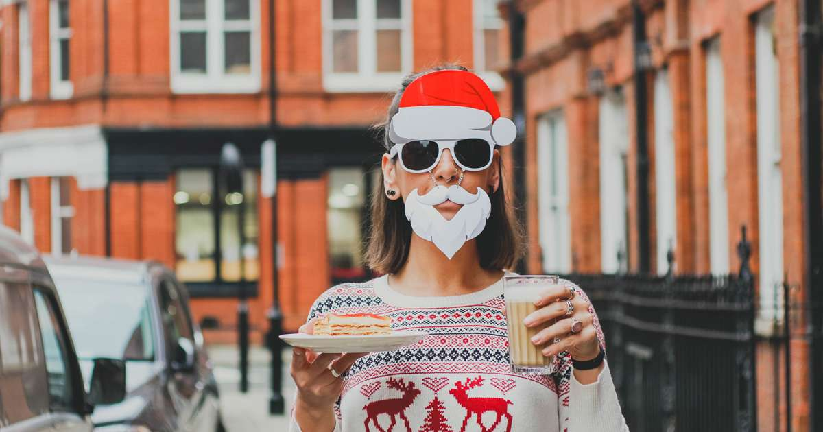 12 Things to do if you are alone on Christmas Day   Beanstalk Mums