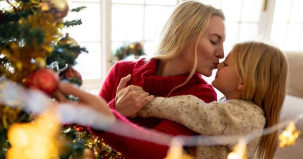 New Christmas traditions for separated families | Beanstalk Mums
