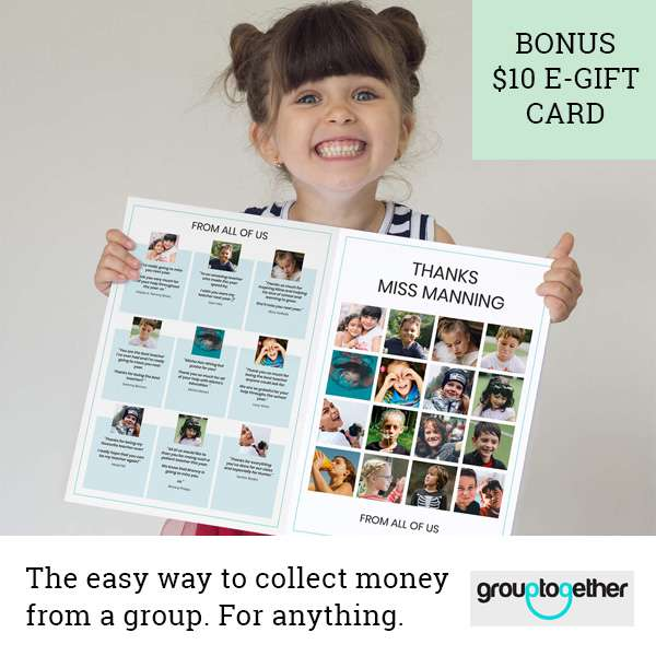 GroupTogether | Discount coupon | Beanstalk Mums Discount Directory
