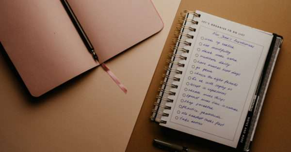 How to make New Year resolutions that actually last the year   Beanstalk Mums