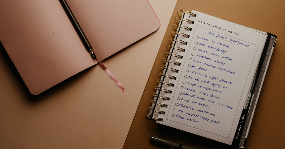 How to make New Year resolutions that actually last the year | Beanstalk Mums