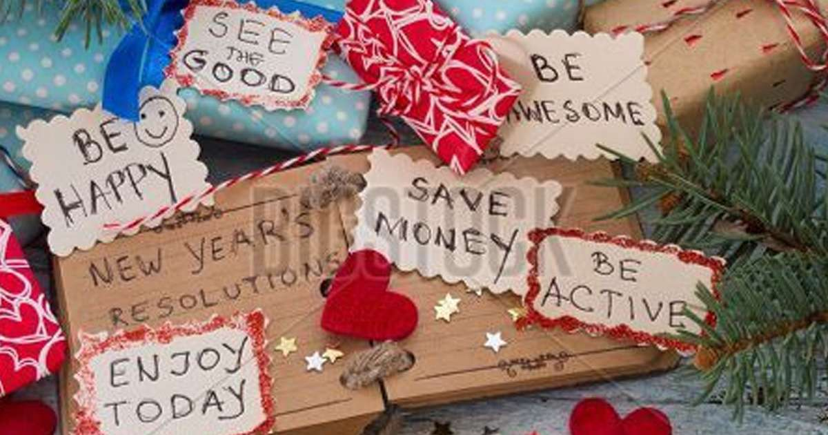 How to make New Year resolutions that actually last the year | Beanstalk Single Mums