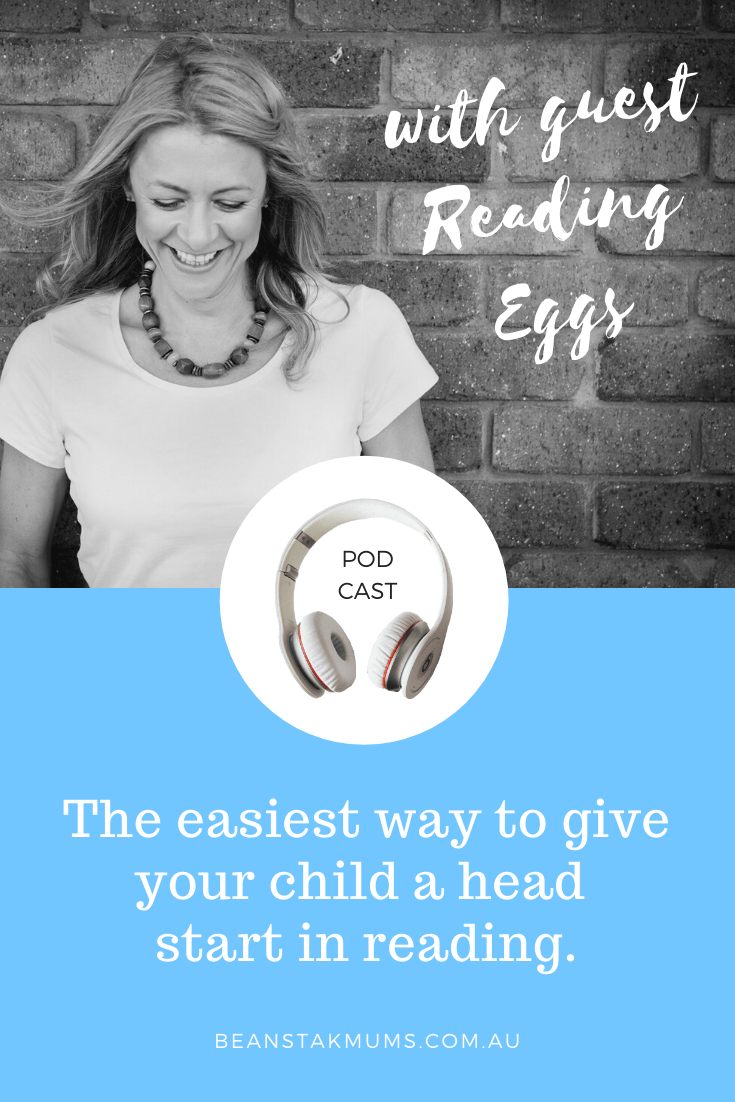 Easiest way to give your child a head start in reading | Beanstalk Single Mums Pinterest