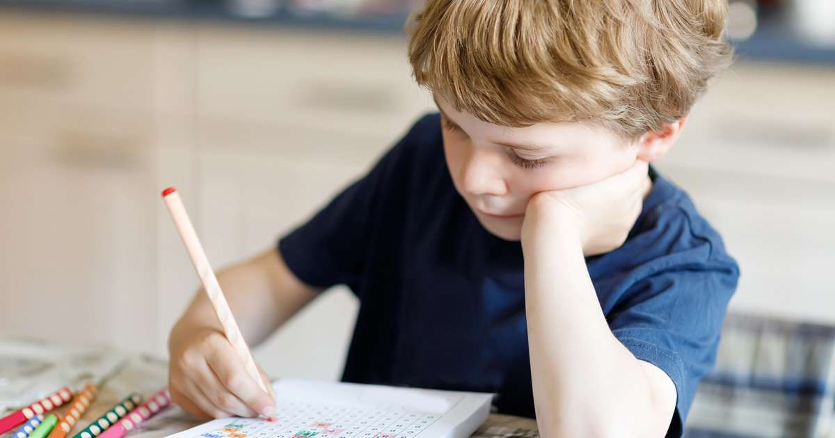Help, my child doesn't want to start school | Beanstalk Single Mums