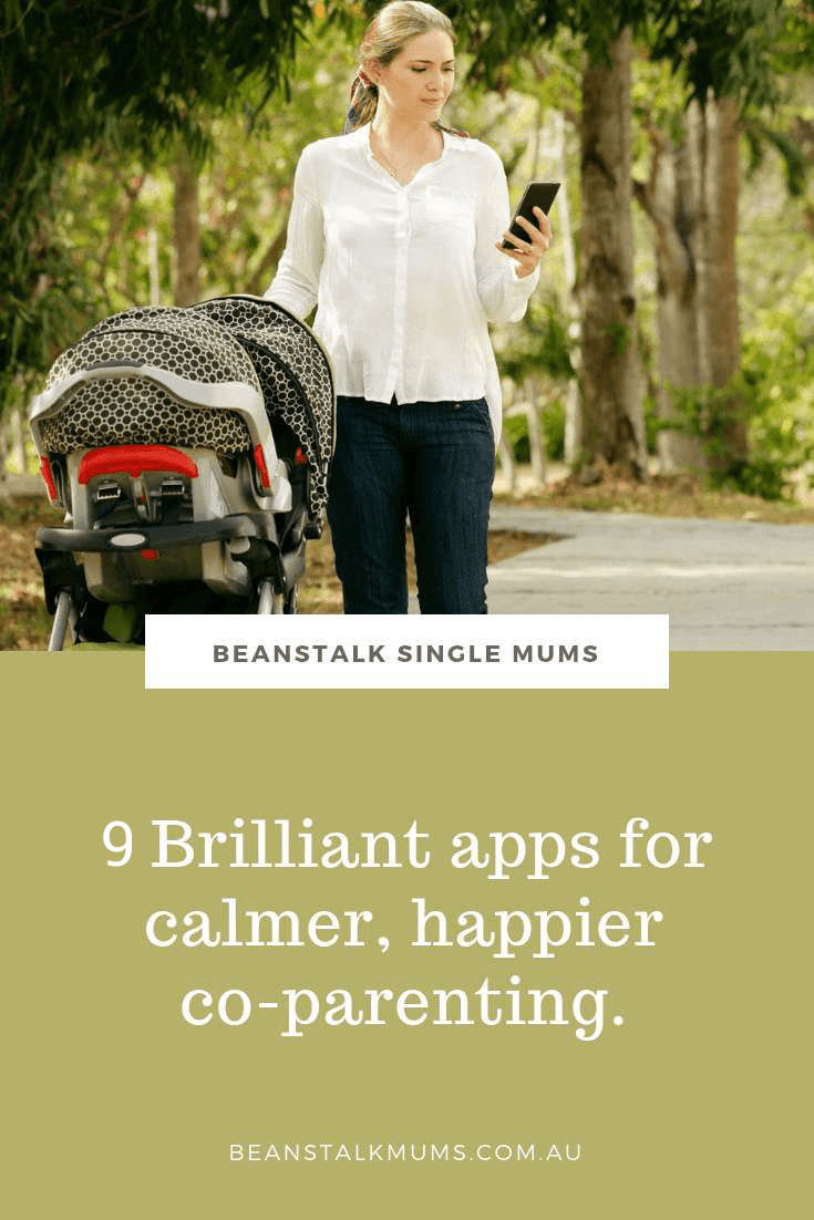 Best co-parenting apps and software in 2020   Beanstalk Single Mums Pinterest