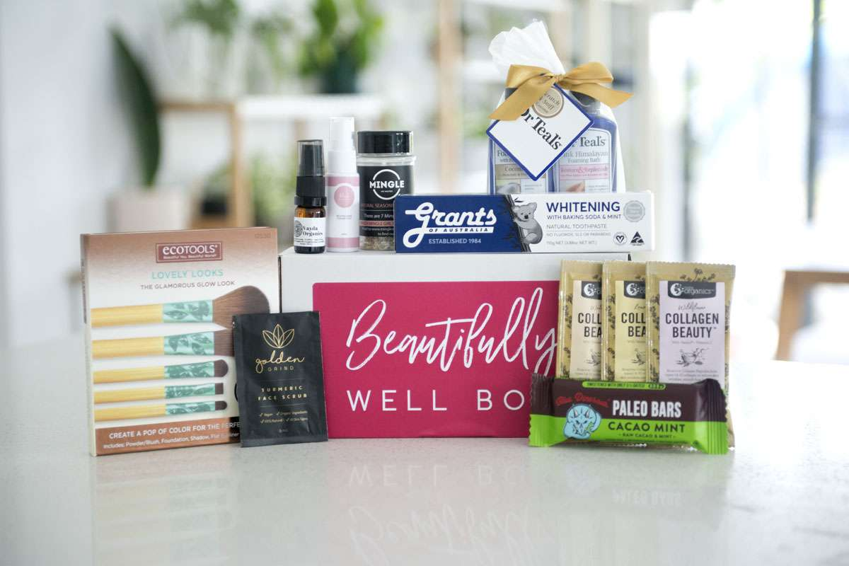 Beautifully Well Subscription Box | Beanstalk Single Mums