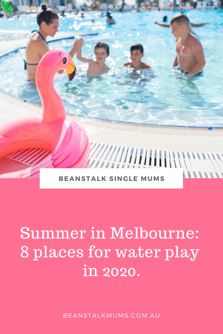 Summer in Melbourne: 8 places for Water Play in 2020