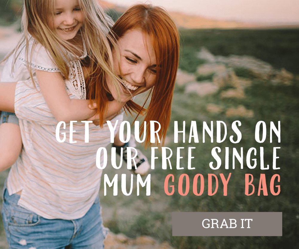 SIngle Mum goody bag | Beanstalk Single Mums