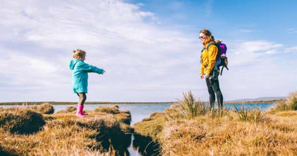What no one tells you about parenting alone   Beanstalk Single Mums