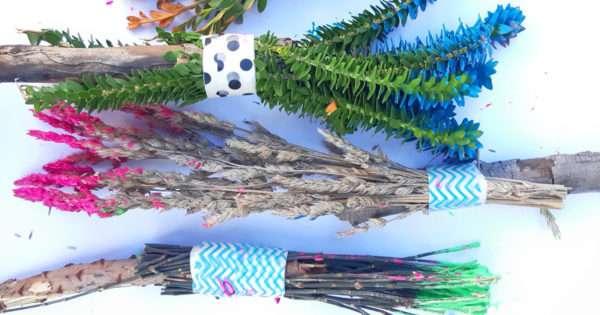 7 Kids garden art ideas that cost you nothing | Beanstalk Mums