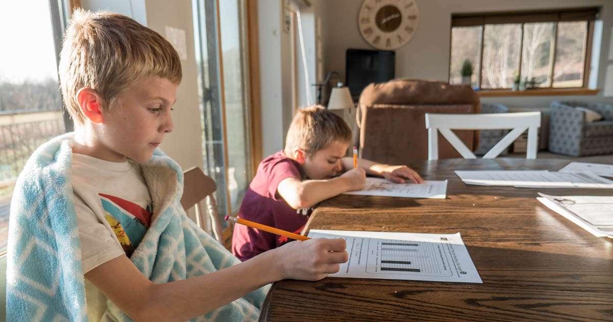 How to suddenly become a homeschooling mum | Beanstalk Mums