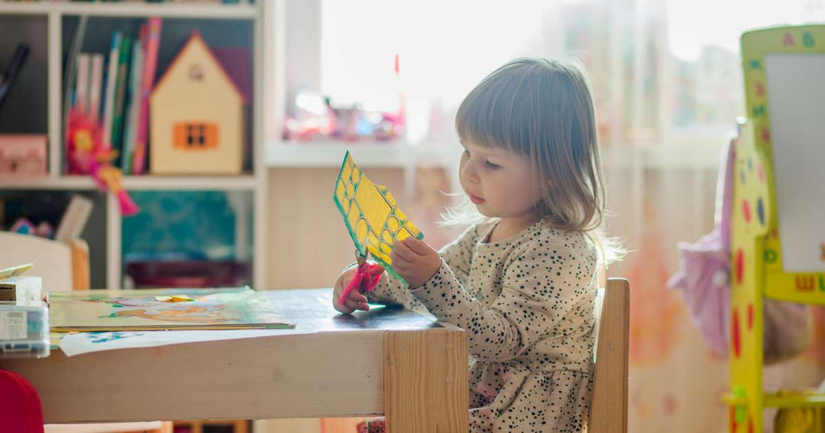 Tips for sending your child to child care when you're not quite ready to let them go