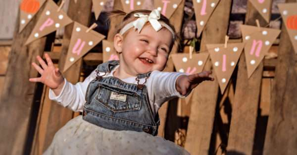 10 Fabulous first birthday ideas | Beanstalk Single Mums