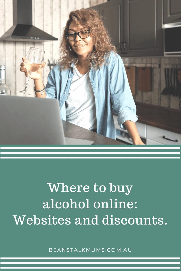 Where to buy alcohol online | Beanstalk Single Mums Pinterest