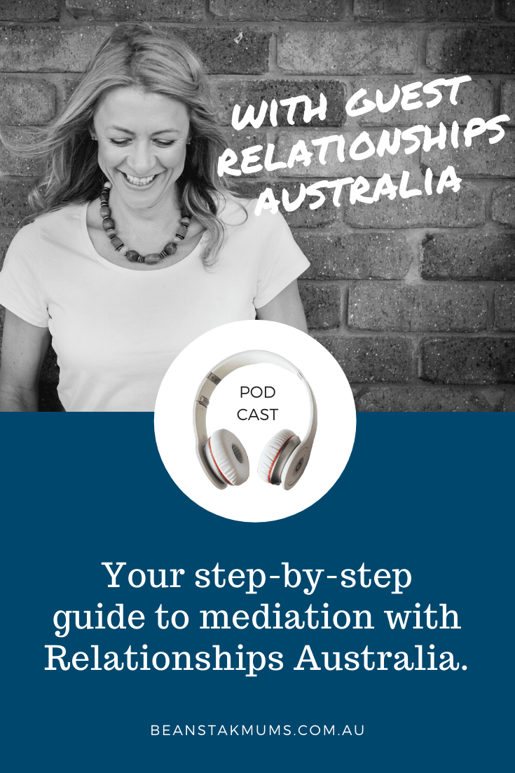 Mediation with Relationships Australia | Beanstalk Single Mums Pinterest