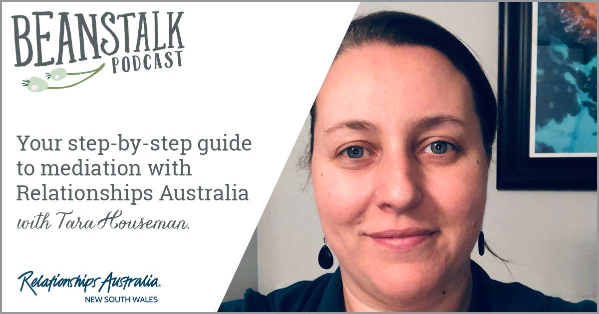 Mediation with Relationships Australia | Beanstalk Mums