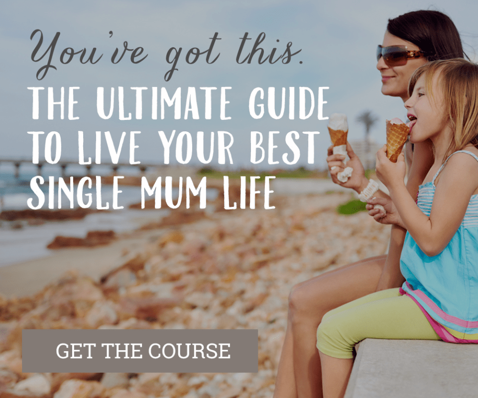 Single mother ecourse | Beanstalk Mums