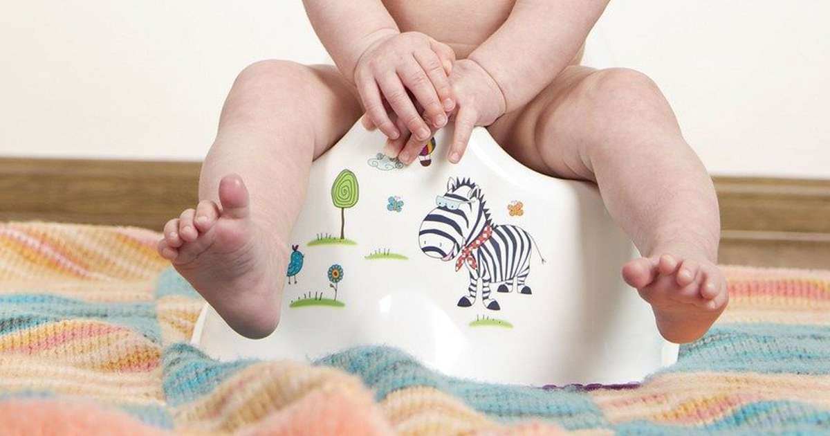 Toilet training while co-parenting | Beanstalk Mums