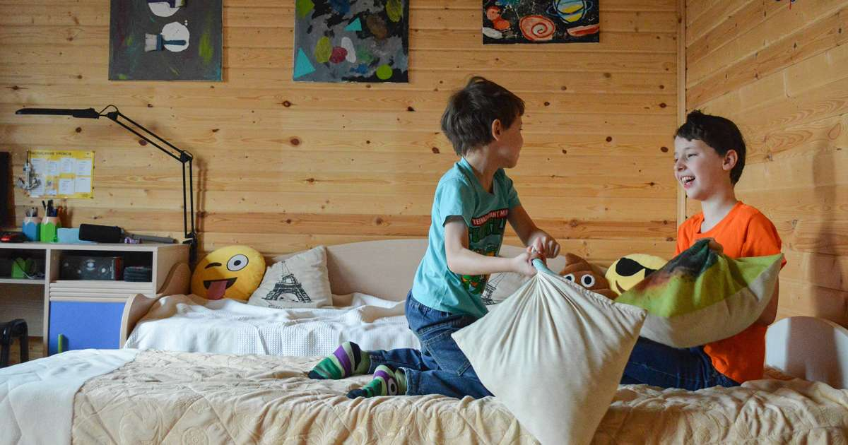 10 Super Cool Bedroom Ideas For Young Boys Beanstalk Mums