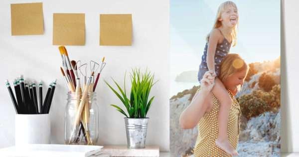 Canvas prints | Beanstalk Single Mums