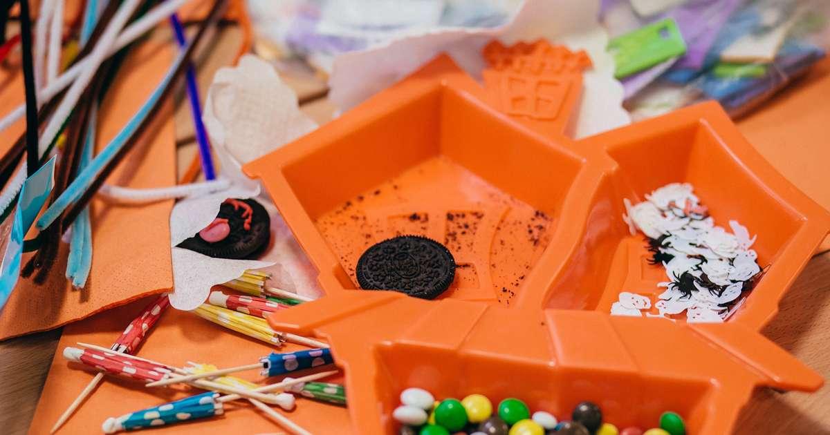 Halloween craft ideas for kids | Beanstalk Mums