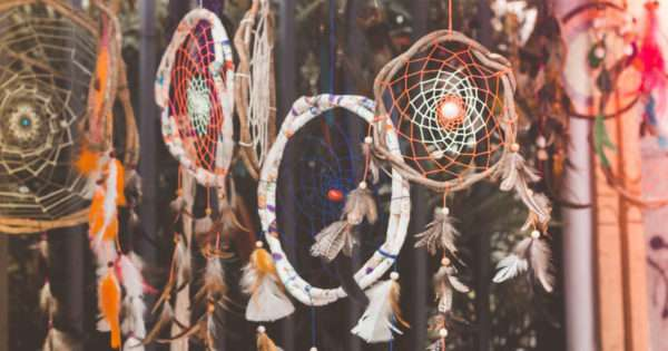 Dream catchers for kids | Beanstalk Mums