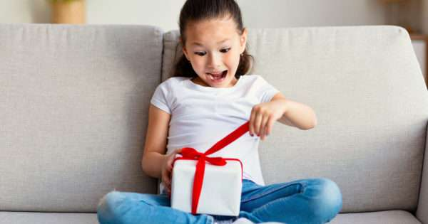 Gift ideas young girls | Beanstalk Mums
