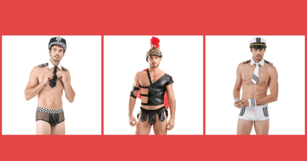 Sexy costumes for men   Beanstalk Mums