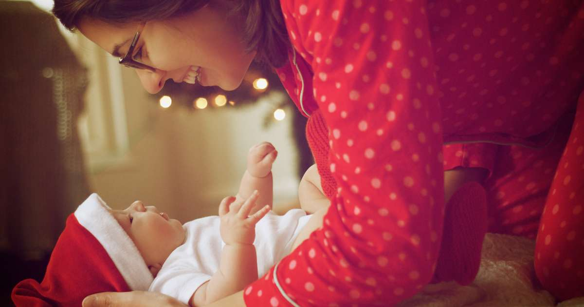 How to shift the single mum guilts this Christmas | Beanstalk Mums