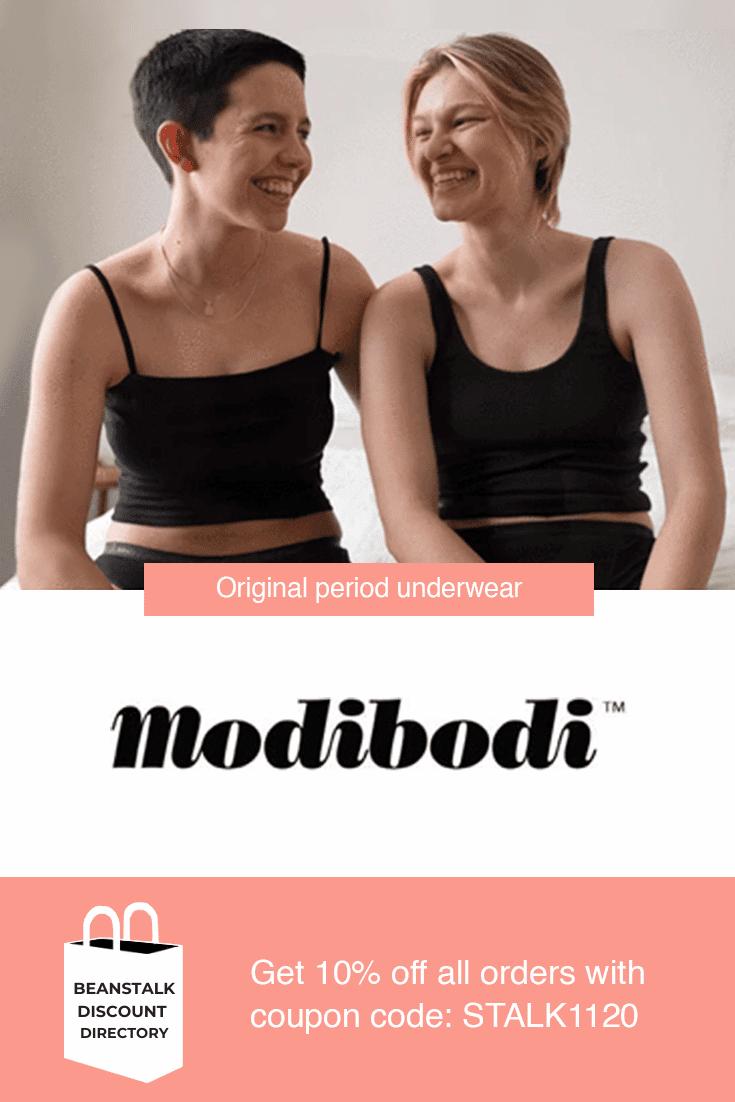 ModiBodi | Beanstalk Mums