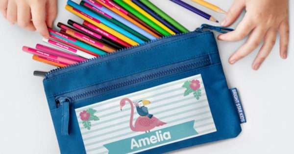 School pencil cases | Beanstalk Single Mums
