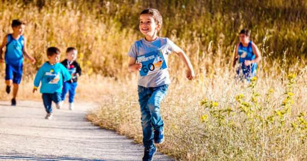 Fitness fun for kids | Beanstalk Mums
