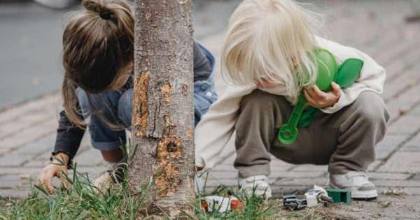 Outdoor children's activities   Beanstalk Mums