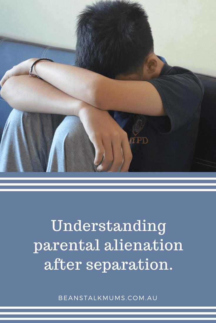 Parental alienation | Beanstalk Single Mums Pinterest