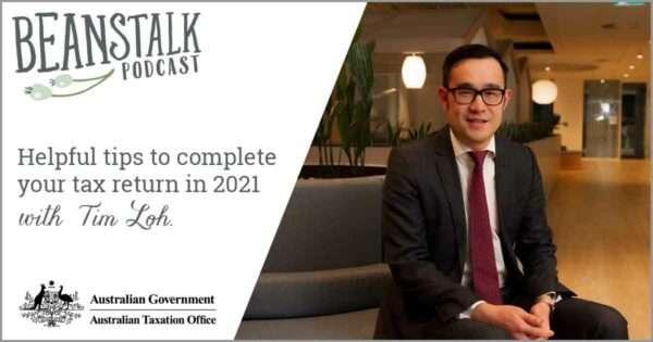 Complete tax return   Beanstalk Single Mums Podcast